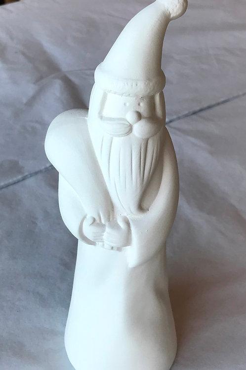 Nordic-style Santa Figure