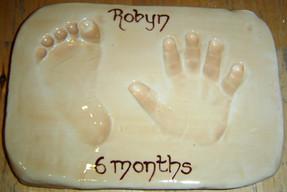 Robyn 6 Months