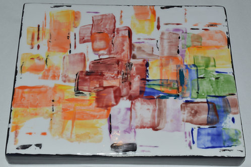 Paint by Numbers - Colour Block Canvas