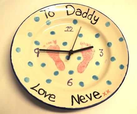 Daddy's Clock