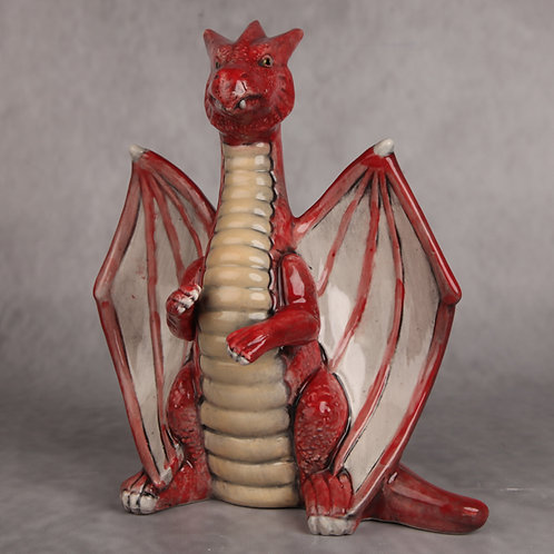 Tall Dragon Money Box