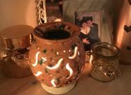 Crystal Glaze Tealight