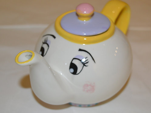 Two-Cup Teapot