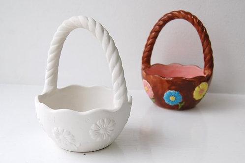 Large Flower Basket