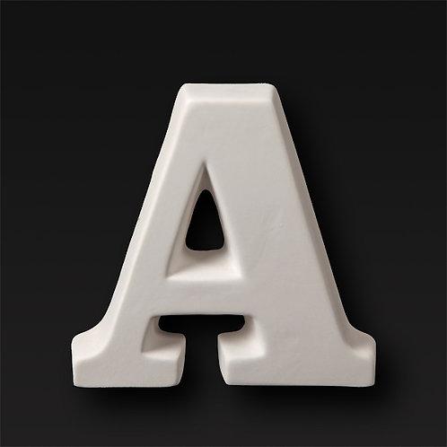 Letter A 12.7cm