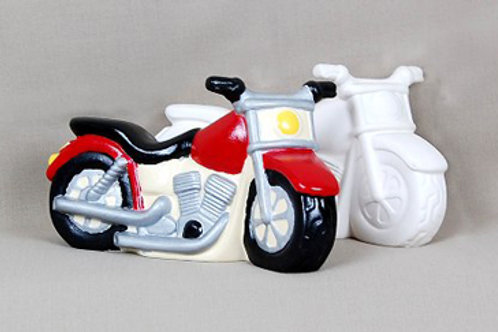 Motorbike Money Box