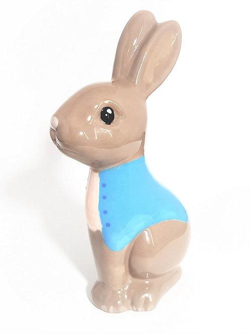 Tall Bunny Ornament