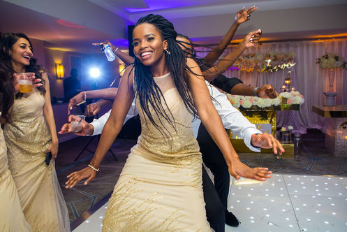 Afrobeats Wedding DJ London UK