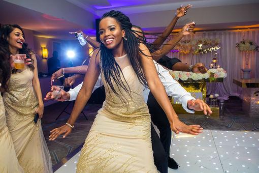 Afrobeats Wedding DJ London UK