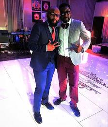 DJ Blink-Blink and MC Mark - Nigerian Wedding DJ