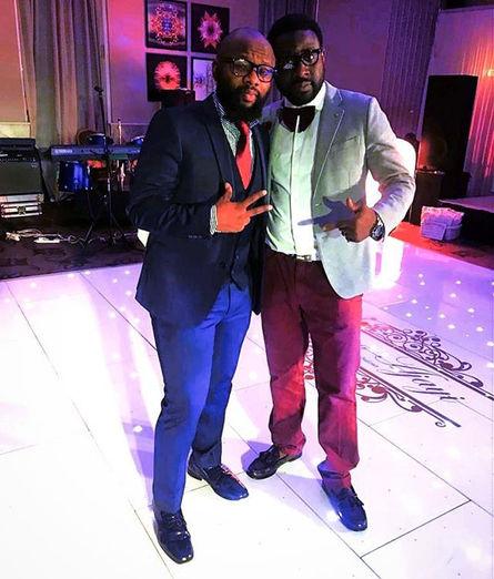 DJ Blink-Blink and MC Mark