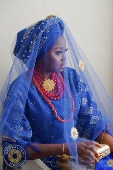 Nigerian Traditiona Wedding London