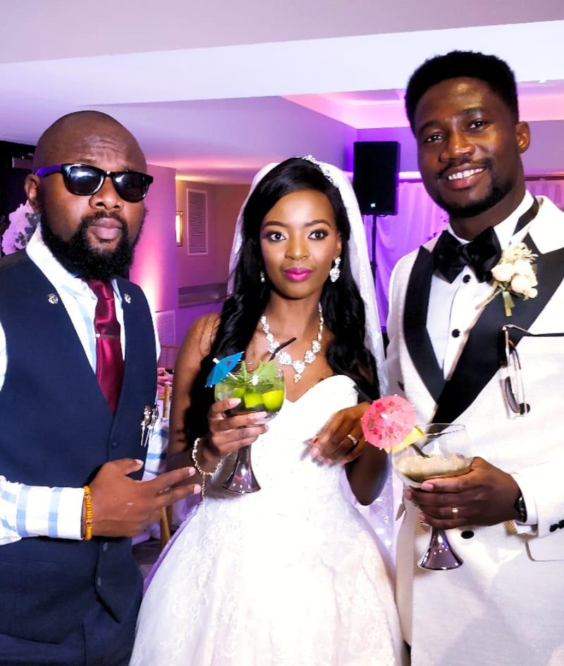 Zimbabwean weds Nigerian