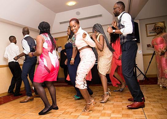 Nigerian Wedding DJ For Hire London UK