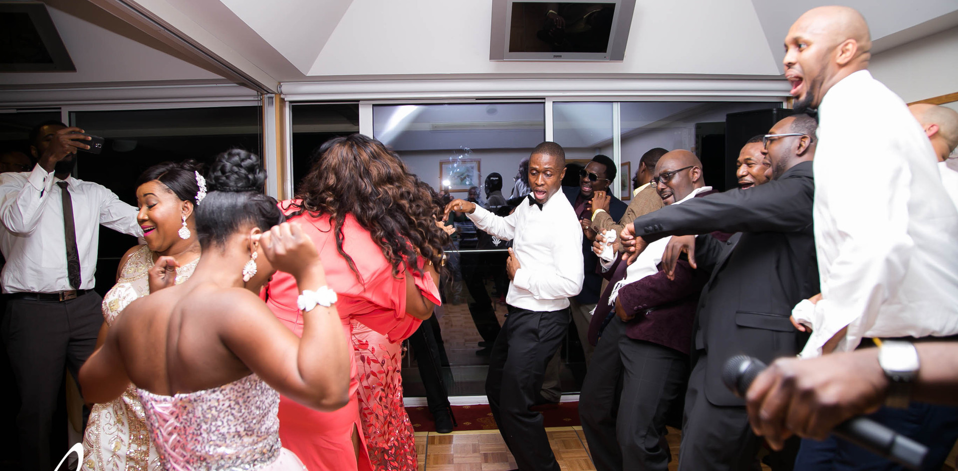Nigerian Wedding at Lingfield Park Resort