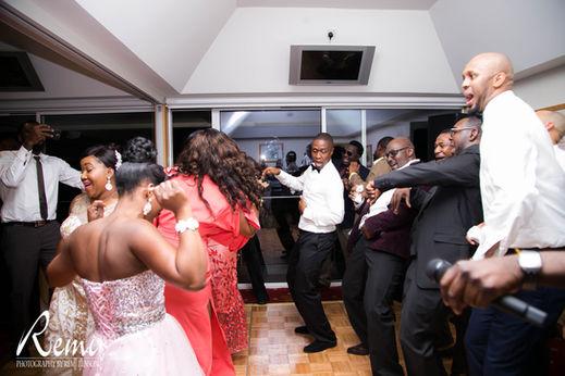 Wedding Anniversary - Nigerian Wedding DJ