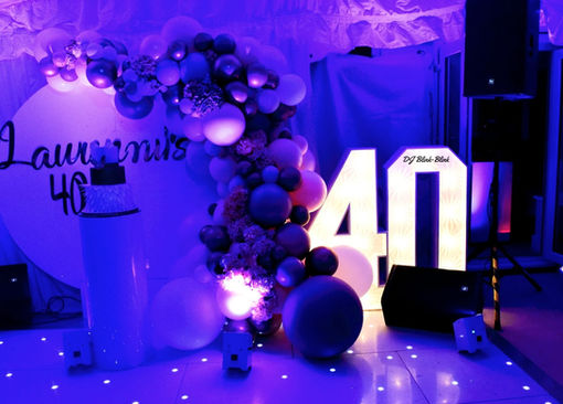 40th Birthday London - Nigerian Afrobeats Wedding DJ For Hire