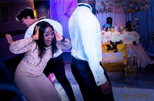 Nigerian Wedding DJ For Hire - Hilton Hotel