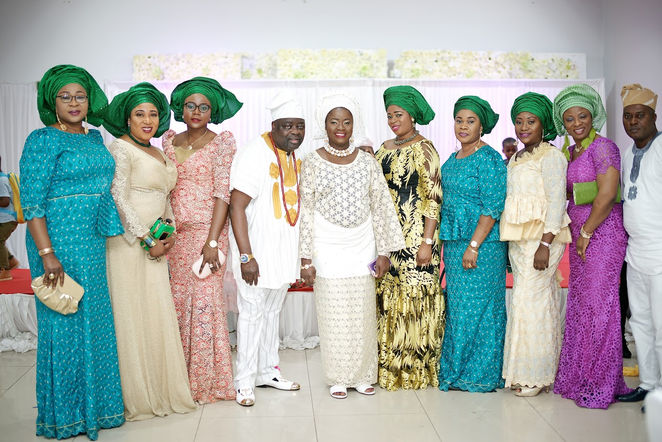 Nigerian Wedding DJ London