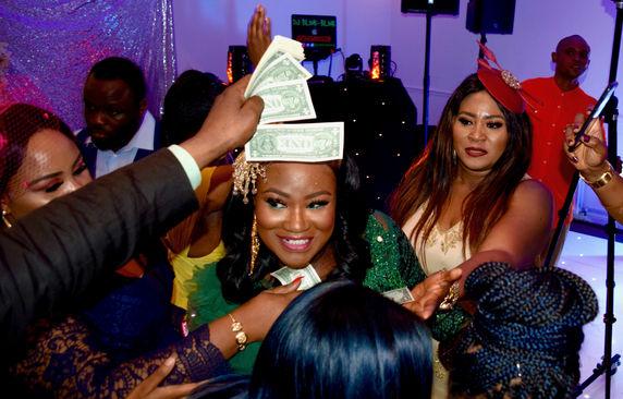Nigerian Wedding DJ, Nigerian DJ, Wedding DJ, Nigerian Wedding DJ London, Wedding Reception, Wedding Ceremony