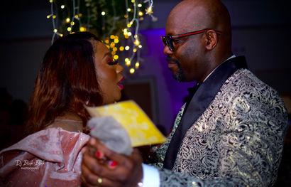 Couple's Dance - Professional Nigerian Wedding DJ