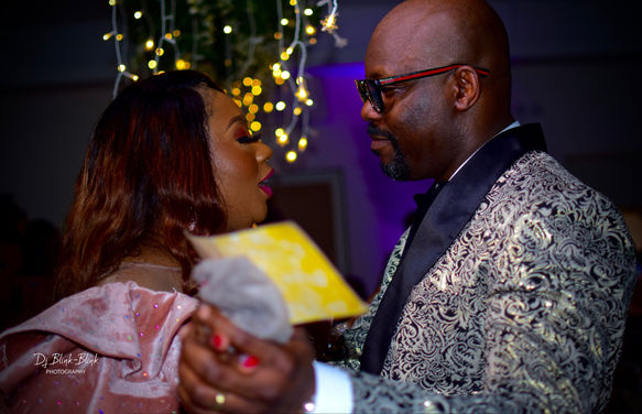 Couple's Dance - Professional Nigerian Wedding DJ