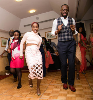 Nigerian Afrobeats Wedding DJ London