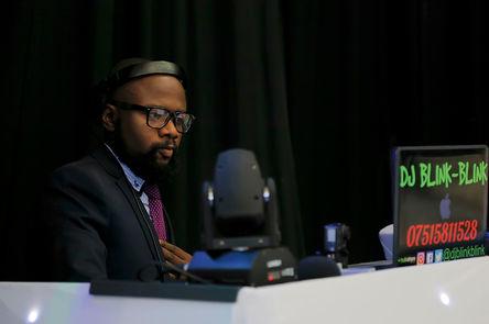 DJ Blink-Blink - Nigerian Afrobeats Wedding DJ