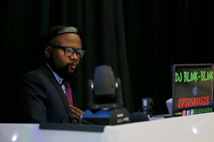 Nigerian DJ - DJ Blink-Blink