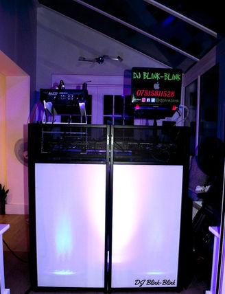 Mobile DJ setup - Lite