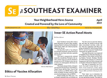 Inner Southeast Action in the Southeast Examiner