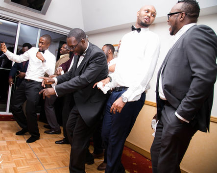 Nigerian Afrobeats Wedding DJ London UK