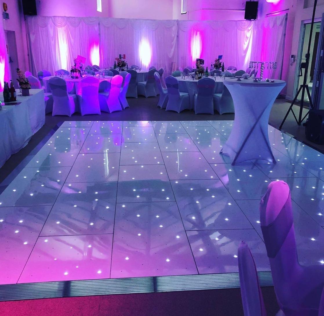 Wedding Dance Floor Hire