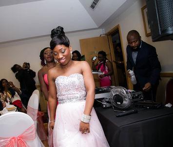 Wedding DJ Hire London - Nigerian Wedding DJ