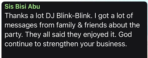 Nigerian wedding DJ, Nigerian DJ, Wedding DJ, Nigerian Wedding London, Nigerian Wedding DJ London, DJ Blink-Blink, Nigerian Weddings,