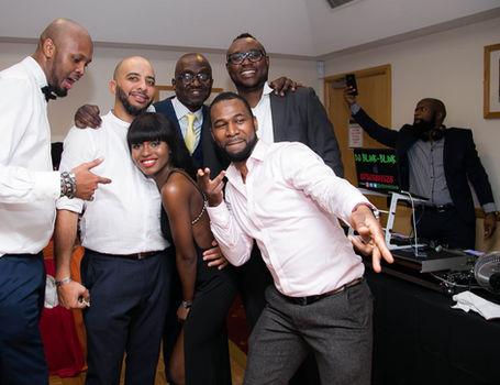 Nigerian Wedding DJ Hire - Wedding Anniversary