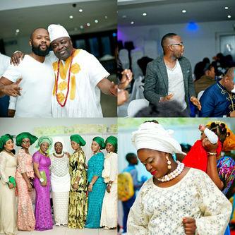 Nigerian Birthday Party