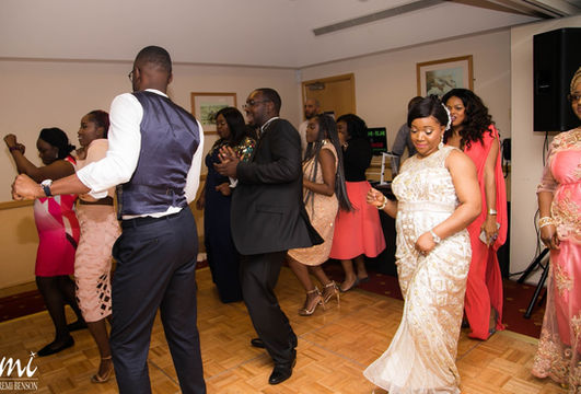 Nigerian Afrobeats Wedding DJ