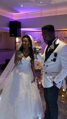 Zimbabwe Bride and Nigerian Groom - Nigerian Wedding DJ
