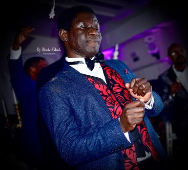Guest in the groove - Nigerian Wedding DJ UK