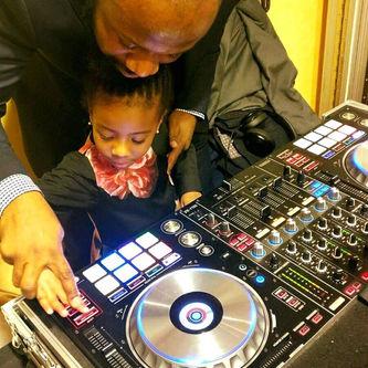 Practice time - Nigerian Wedding DJ