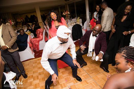 Wedding at Lingfield Park Resort - Nigerian Wedding DJ
