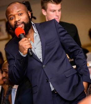 Professional Nigerian Wedding DJ For Hire London - DJ Blink-Blink