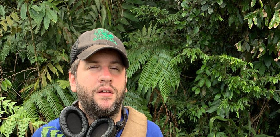Juan Pablo Culasso en Reserva Las Palmeras, Meta, Colombia, 2018