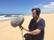 Juan Pablo Culasso captando ambientes marinos 2014