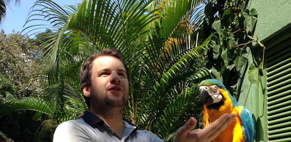 Juan Pablo Culasso en Zoológico de Cali 2017