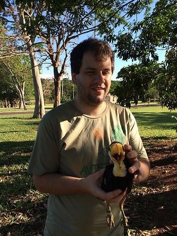 Juan Pablo Culasso en Parque dos Tres Poderes, Mato Groso do Sul, Brasil