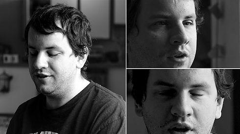 Juan Pablo Culasso fotografía de rostro en primer plano