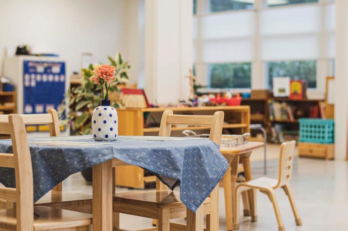 TSH Table Setting Montessori Room_DSC444