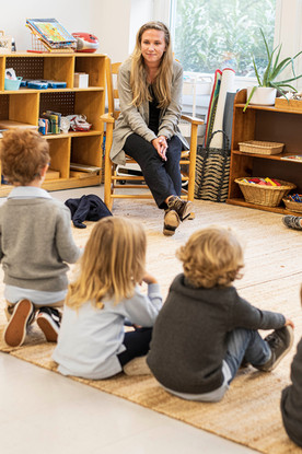 TSH Primary Room Ms. Julie Circle_DSC520